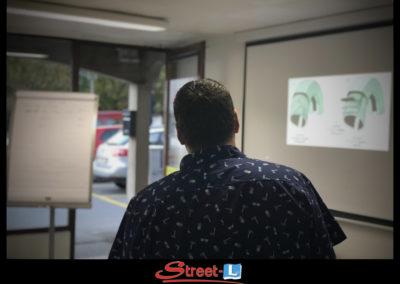 Sensibilisation Street-L auto école permis de conduire école de conduite Riddes Valais chablais valaisan vaudois Antonino Vadalà photo.080
