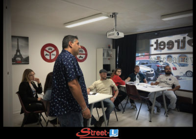 Sensibilisation Street-L auto école permis de conduire école de conduite Riddes Valais chablais valaisan vaudois Antonino Vadalà photo.081