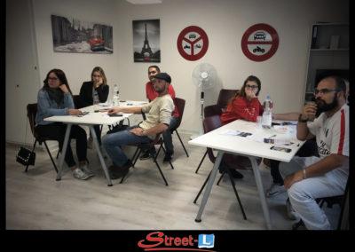 Sensibilisation Street-L auto école permis de conduire école de conduite Riddes Valais chablais valaisan vaudois Antonino Vadalà photo.083