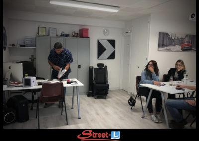 Sensibilisation Street-L auto école permis de conduire école de conduite Riddes Valais chablais valaisan vaudois Antonino Vadalà photo.084
