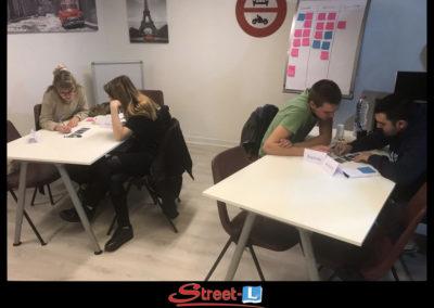 Sensibilisation Street-L auto école permis de conduire école de conduite Riddes Valais chablais valaisan vaudois Antonino Vadalà photo.091