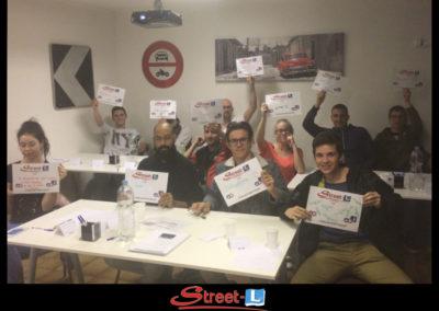 Sensibilisation Street-L auto école permis de conduire école de conduite Riddes Valais chablais valaisan vaudois Antonino Vadalà photo.101