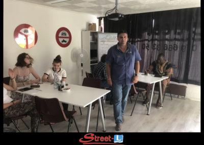 Sensibilisation Street-L auto école permis de conduire école de conduite Riddes Valais chablais valaisan vaudois Antonino Vadalà photo.104