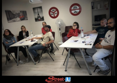 Sensibilisation Street-L auto école permis de conduire école de conduite Riddes Valais chablais valaisan vaudois Antonino Vadalà photo.110