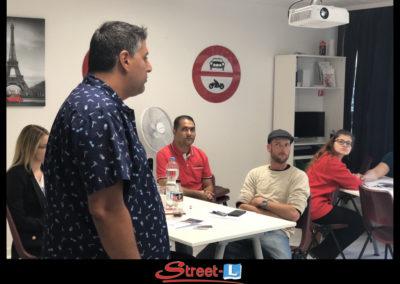 Sensibilisation Street-L auto école permis de conduire école de conduite Riddes Valais chablais valaisan vaudois Antonino Vadalà photo.115