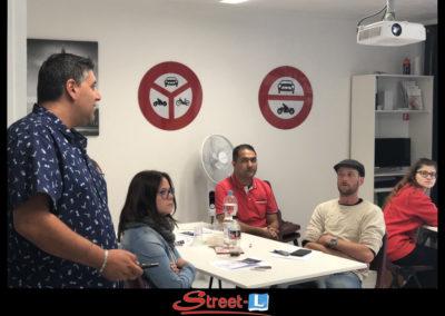 Sensibilisation Street-L auto école permis de conduire école de conduite Riddes Valais chablais valaisan vaudois Antonino Vadalà photo.116