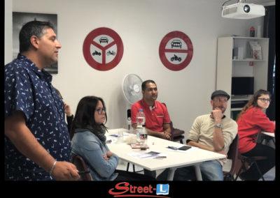 Sensibilisation Street-L auto école permis de conduire école de conduite Riddes Valais chablais valaisan vaudois Antonino Vadalà photo.117