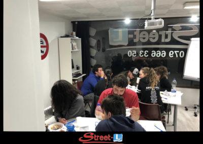Sensibilisation Street-L auto école permis de conduire école de conduite Riddes Valais chablais valaisan vaudois Antonino Vadalà photo.136