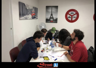 Sensibilisation Street-L auto école permis de conduire école de conduite Riddes Valais chablais valaisan vaudois Antonino Vadalà photo.137