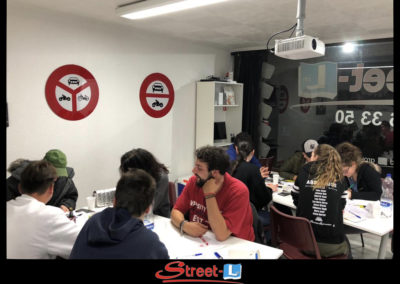 Sensibilisation Street-L auto école permis de conduire école de conduite Riddes Valais chablais valaisan vaudois Antonino Vadalà photo.139
