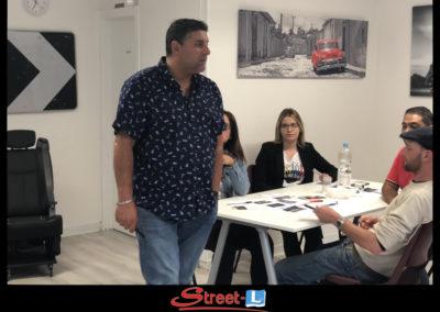 Sensibilisation Street-L auto école permis de conduire école de conduite Riddes Valais chablais valaisan vaudois Antonino Vadalà photo.140